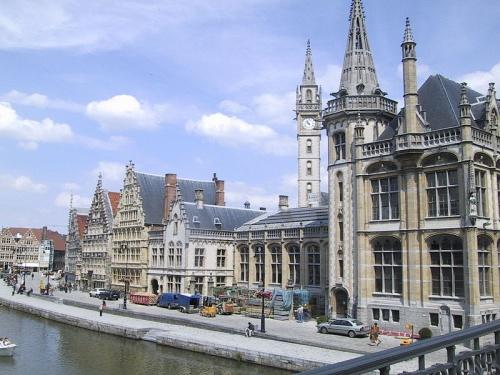 gante en belgica