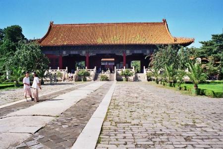 tumbas ming