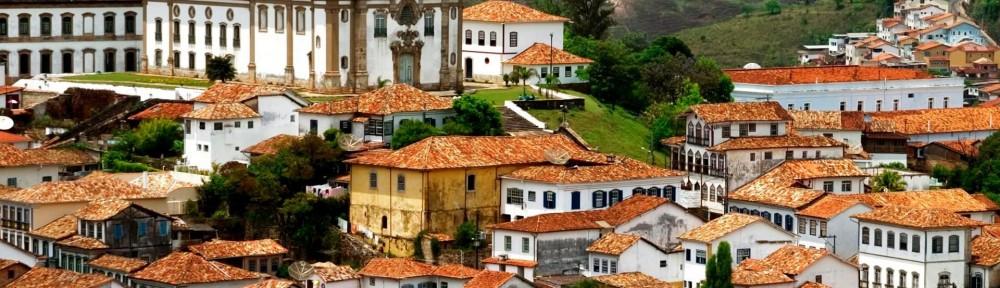 Ouro Preto, historia del oro en Brasil