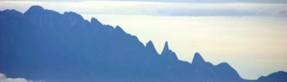 Selva, montaña y frío en el interior del Estado de Río de Janeiro